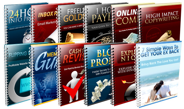 PLR - Ready Made Profits Series