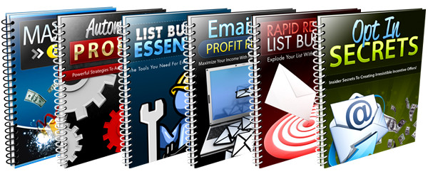 PLR - Email Marketing Series