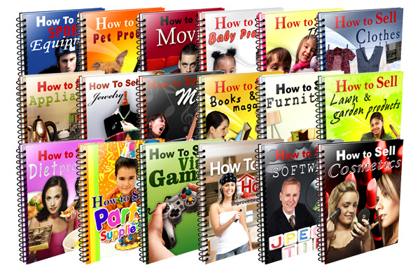 PLR - How to Sell Series