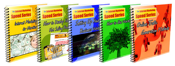 PLR - The Internet Marketing Speed Series