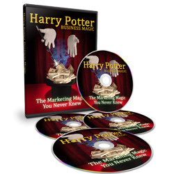 Harry Potter Business Magic